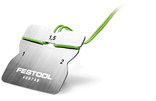 Festool ZK HW 45/45 Grattoir, Blanc