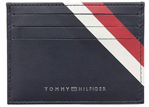 Tommy Hilfiger CC Wallet - Tarjetero de piel