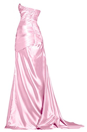Sunvary Fashion formale Prom Gowns Sweetheart lunghi, abiti da sera Pink
