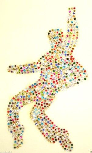 Elvis Presley con piedi Iron-On Mix