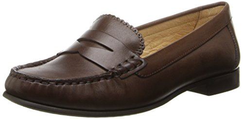 Jack Rogers Quinn Donna US 10 Marrone Scuro Mocassini