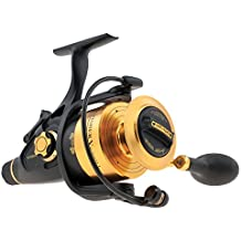 Penn SSV6500LL - Carrete de pesca de arrastre, color negro