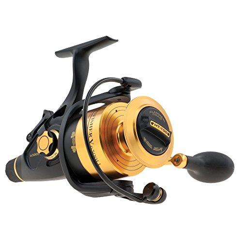 Penn Spinfisher Ssv6500ll Moulinet Spinning 5 4 Kg Noir