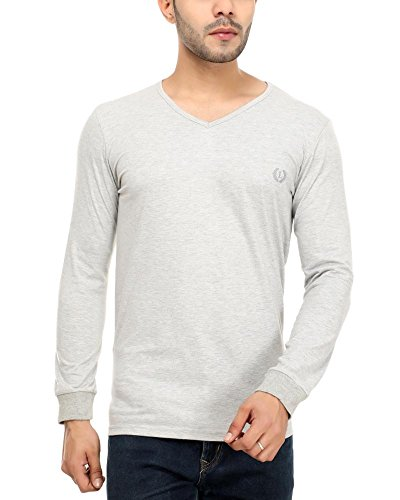 Leemarts Men's Cotton T-Shirt(WB01-M_Multicolor_Medium)  available at amazon for Rs.299
