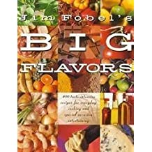 Jim Fobel's Big Flavors by Jim Fobel (1995-03-07)