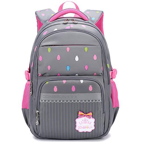 MUTANG Rucksack für Schultasche, wasserdichter Nylon-Schulrucksack - Ideal für Schüler der 1. bis 6. Klasse, Rucksack Rucksack für Kinder Kleinkinder Kind Teenager Casual Daypacks Reisetasche Laptopta