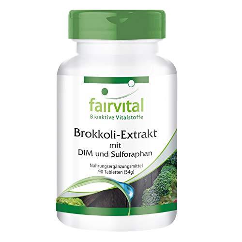 Brokkoli-Extrakt mit DIM und Sulforaphan - f