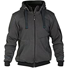 Dassy Pulse 300400 D-FX Stil Leck Cordura Zip-Verschluss Sweatshirt Jacke