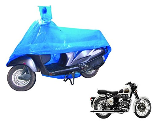 Auto Hub Premium Quality Waterproof Bike Cover For Royal Enfield Classic 350  available at amazon for Rs.275