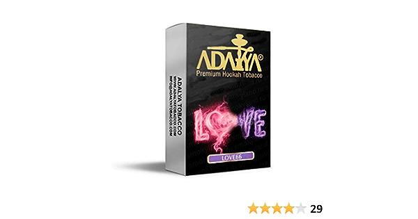 chicha Narguilé Adalya Love 66 1kg Provenance Europe Original