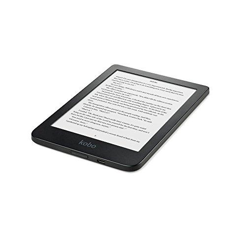 Kobo Clara HD Touchscreen 8GB Wi-Fi Black e-book reader - E-Book Readers (15.2 cm (6