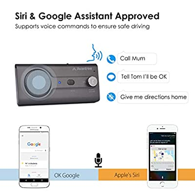 Avantree Mains Libres Bluetooth Voiture de Avantree