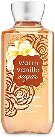Bath & Body Works Warm Vanilla Sugar Moisturizing Body Wash, 296 ml