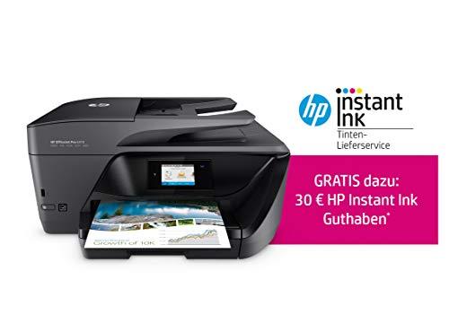 HP OfficeJet Pro 6970 All-in-One-Drucker inklusive 30€ Instant Ink Startguthaben