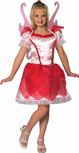 Fairy Child Costume Small (Strawberry Shortcake Kostüm Kinder)