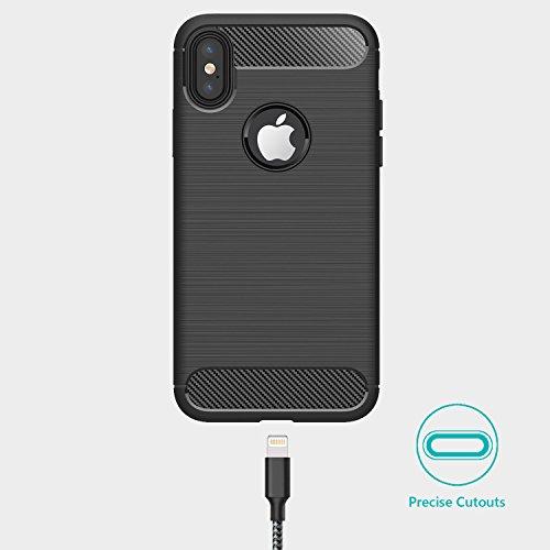 419qCHf1%2BLL - [Amazon.de] MillSO iPhone X Schutzhülle für 1,49€ statt 6,99€ *PRIME*