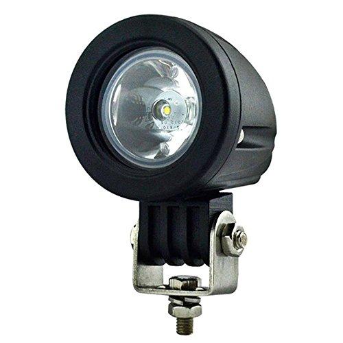 Kit de restauration de phares LED10W Job s'allume voiture SUV camion véhicule tout-terrain lumières étanches IP67 travail Highlight