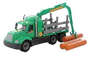 Polesie Polesie55651 Mike - Camión de Madera para Juguete