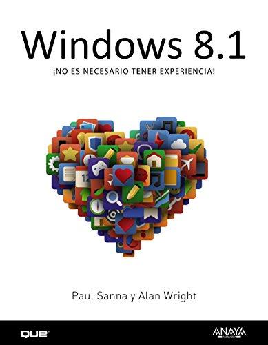 Windows 8.1 (Títulos Especiales) por Paul Sanna