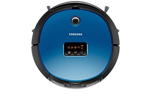 Samsung SR8730 Robot aspirapolvere, Blu