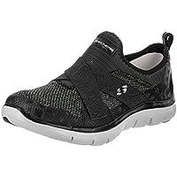 Skechers Flex Appeal 2.0, Zapatillas de Deporte Exterior Para Mujer