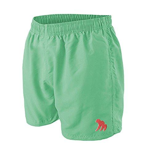 Knaben-Badeshorts Aqua Green Gr. 128 boardshorts bade-shorts badehose lang bade shorts jungen junge Knaben speedo günstige günstig badeshorts Gr. Gr Größe Grösse Size 116 128 140 152 164 XS S M L XL