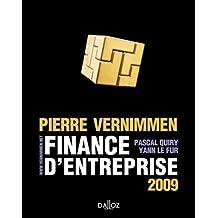 Finance d'Entreprise 2009-7e ed.