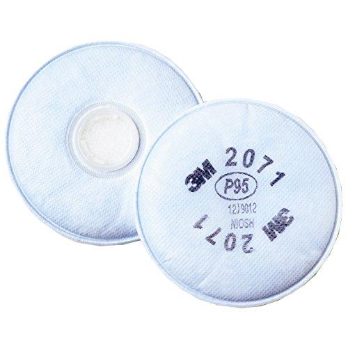 3M OH & ESD 142-2071 P95-Partikelfilter