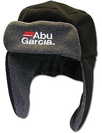 Abu Garcia Gorro de forro polar, todo el año, color  - negro, tamaño Fleece Hat