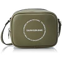 Calvin Klein Sculpted Camera Bag, Green, 17 cm, K60K606160