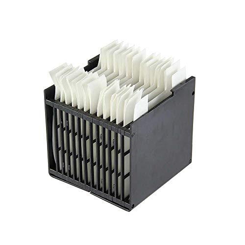 Ersatzfilter für Personal Space Air Cooler Klimaanlage Ersatzteile, 12 * 11 * 11 cm -