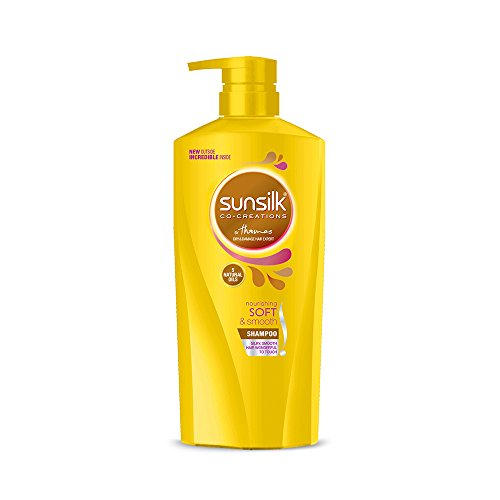 Sunsilk Nourishing Soft and Smooth Shampoo, 650ml
