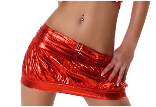 minirock-rock-in-lederoptik-wet-look-gerafft-einheitsgrosse-fur-32343638-rot