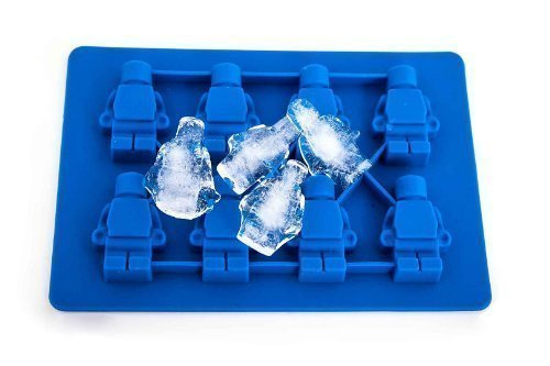 Stampini per ghiaccio - blu