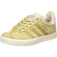 buy popular f2591 f2a56 adidas Gazelle Fashion, Zapatillas Unisex Niños