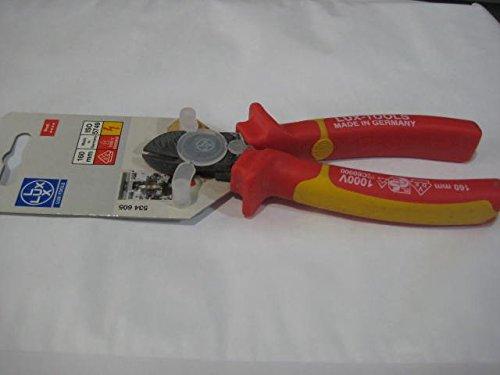 LUX 534605 VDE Seitenschneider Größe 160mm PROFI PLUS