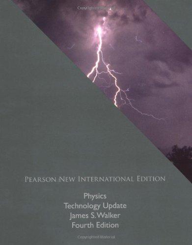 Physics Technology Update: Pearson New International Edition