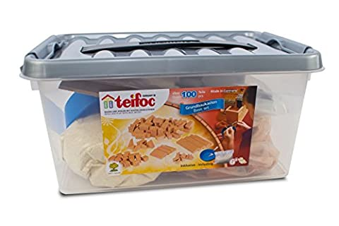 Teifoc TEI 1000 - Grundbaukasten oder Basisbaukasten