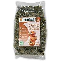 Semillas de Calabaza biológicos - organica | 250g | Markal