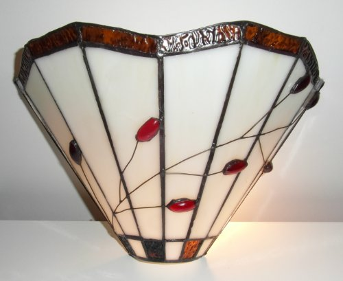tiffany-stained-glass-wall-light-ruby-leaf