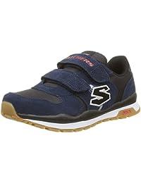 Skechers Throwbax, Zapatillas de Deporte para Niños