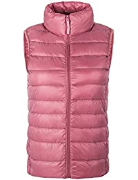 7a8cba1287f39d ZhuiKun Women Ladies Ultralight Down Vest Sleeveless Jacket Gilet Body  Warmer Coat
