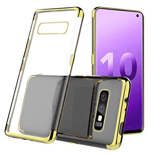 Das beste Zubehör für Samsung S10E !!! Beisoug 5,6 Zoll Clear Shock Proof TPU Gel-Schutzhülle (Ipod-wasser-fall 5. Generation)