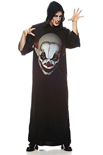 Unbekannt AEC–aq00740/STD–Kostüm–Tunika Clown der Schrecken, ()