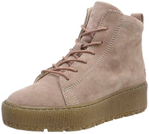 Tamaris Damen 26256-21 Combat Boots, Pink (Powder 560), 38 EU