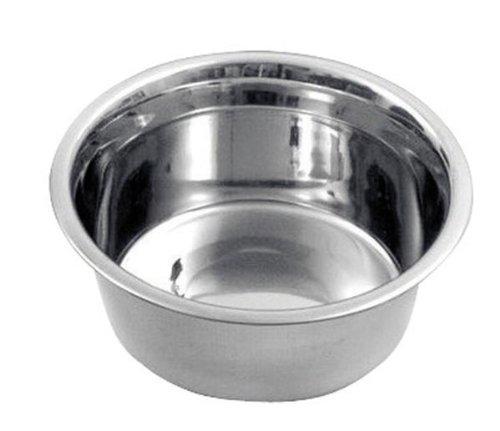 Kerbl – Ciotola in acciaio per cani e animali domestici