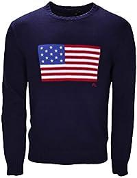 Amazon.fr   Ralph Lauren - Pulls   Pulls, Gilets   Sweat-shirts ... 2635817c3e58