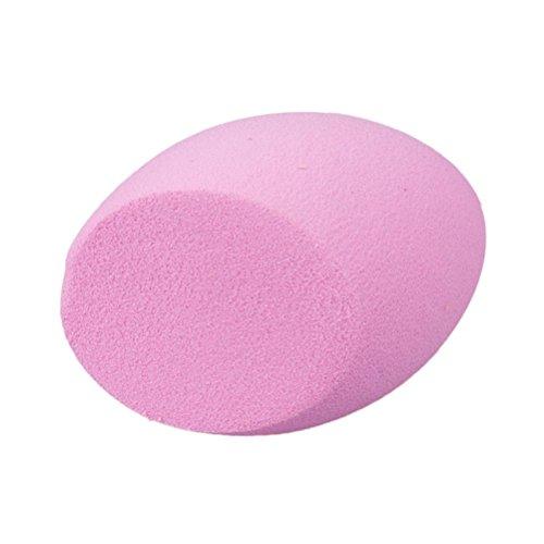 Amlaiworld 1PC Spugna trucco bellezza morbida a forma di uovo (Rosa)