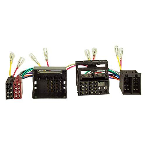 tomzz Audio 7315–004Cable de Adaptador de derivación ISO (T) para Ford a...