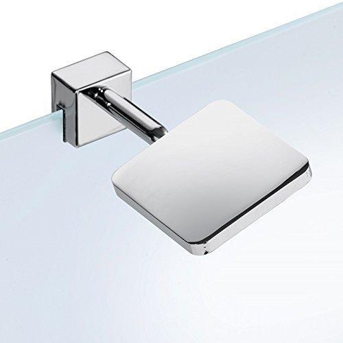 LED Spiegelklemmleuchte | LED Badezimmerleuchte inklusive LED | Klemmleuchte für den Spiegel